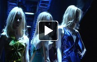 Versace Fashion Show: Women's Ready to Wear Autumn/Winter 2010/11
