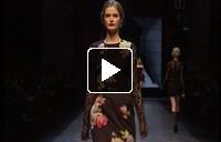 Dolce & Gabbana Fashion Show: Women's Ready to Wear Autumn/Winter 2010/11