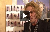 Interview with Peter Dundas at the Pucci Women's Fashion Show in Milan