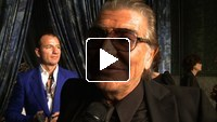 Direct from Milan : An interview with Roberto Cavalli