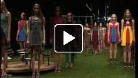 Fashion Show Versus - Spring Summer 2011 in Milan