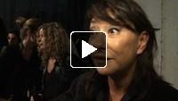 En direct de Paris : Interview de Barbara Bui