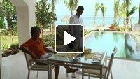 New Sofitel hotel on the island of Mauritius designed by Kenzo Takada
