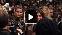Vogue Fashion Night out in Paris with exclusive interviews
