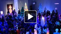 Prestigious event for the sixteenth edition of the Designer's Christmas Trees