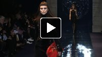 Milan / Versace Ready-To-Wear Fall/Winter 2012/13 (fashion show and interview)
