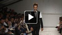 Paris / Krisvanassche Spring /Summer 2013 Menswear Fashion Show with interview