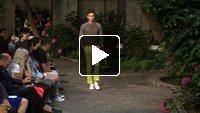 Paris Hermès Spring /Summer 2013 Menswear Fashion Show with interview