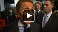 Interview du fondateur de la maison Valentino : Valentino Garavani
