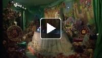 Lever de rideaux sur les vitrines de Noël d'Hermès